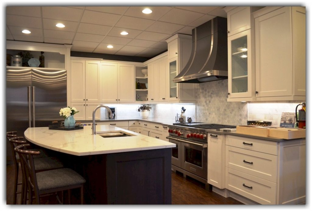 Kitchen showroom denver timberline kitchens and bath for Kitchen showrooms denver